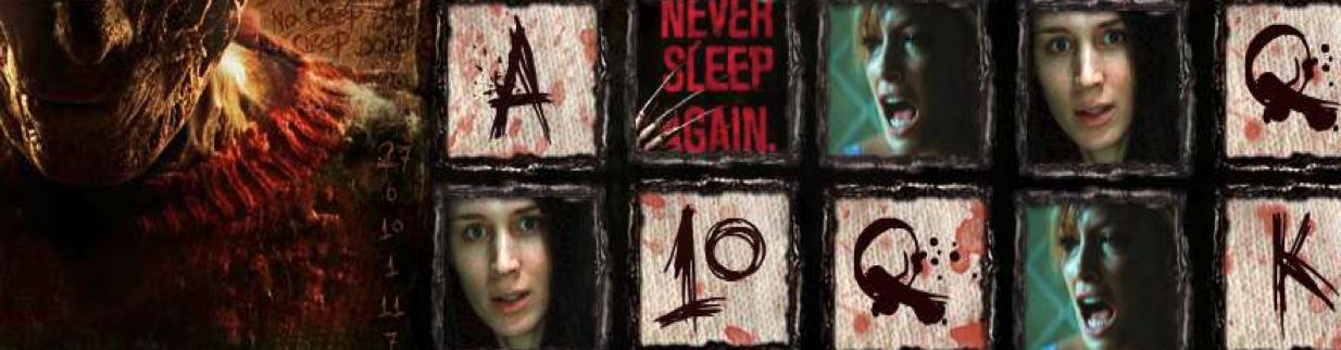 Nightmare on Elm Street Slot